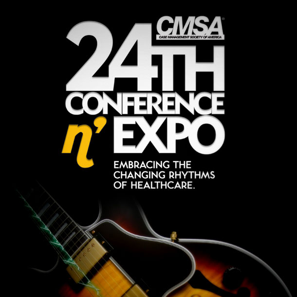Identity, Poster, Brochure and Event design for CMSA
