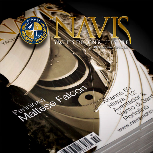 Editorial design and publishing production for NAVIS.