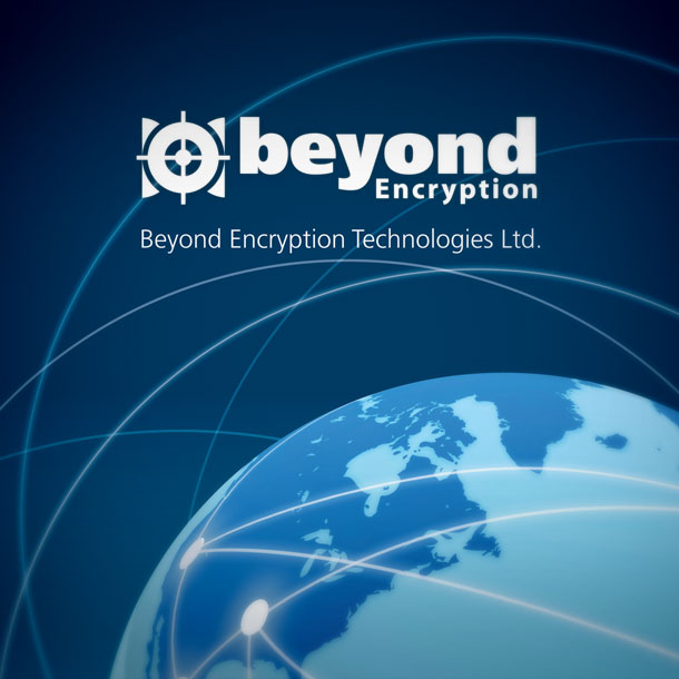 Product Identity Design and Software User Interface Design for Beyond Encryption