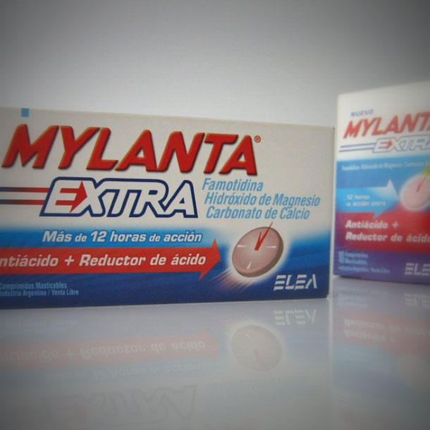 Medical pack design-610 Mylanta 4