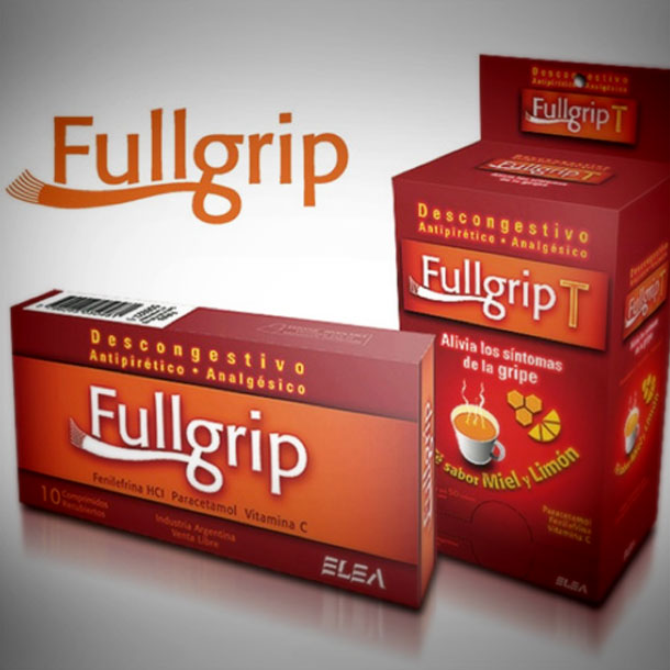 Packaging Design FullGrip-610