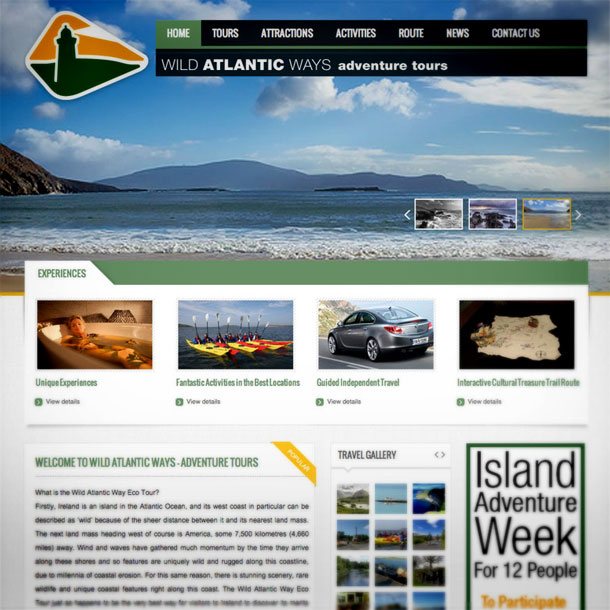 Marketing tourism products and services for WAW